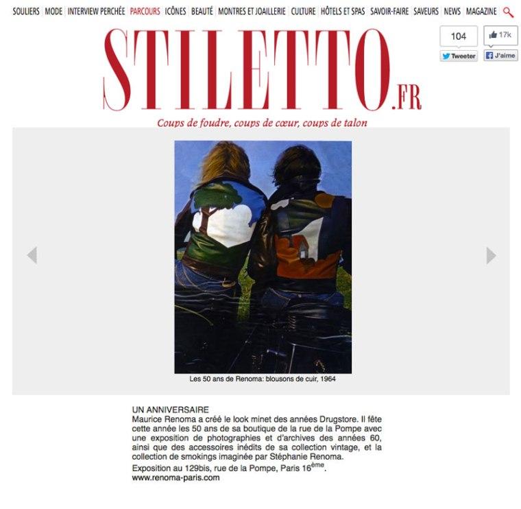 Stiletto-renoma