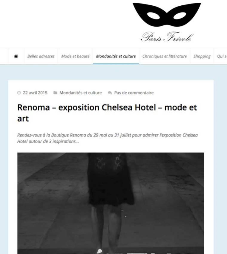 PARIS-FRIVOLE-RENOMA